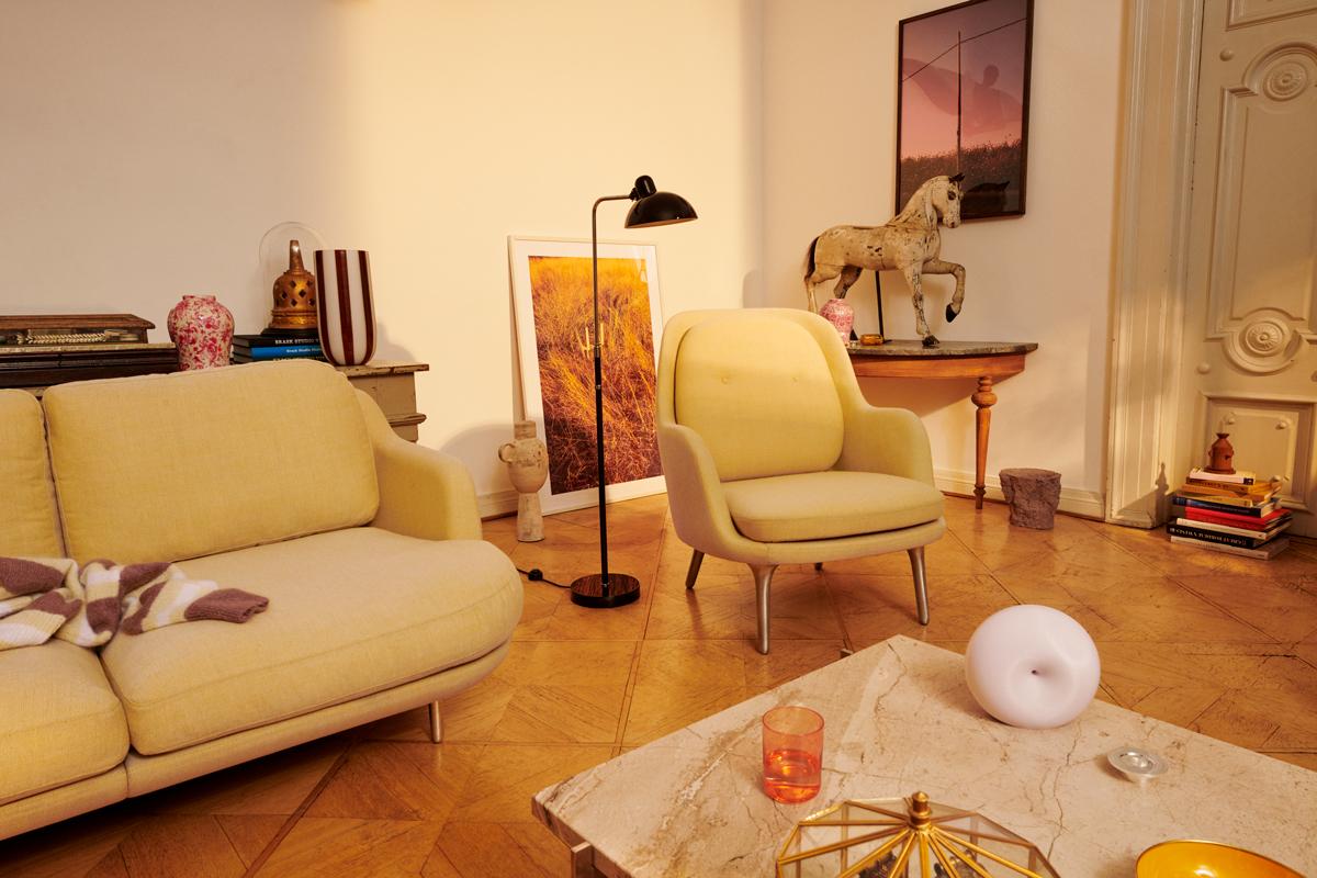 11029 Fri - Tekstilserie fra Fritz Hansen