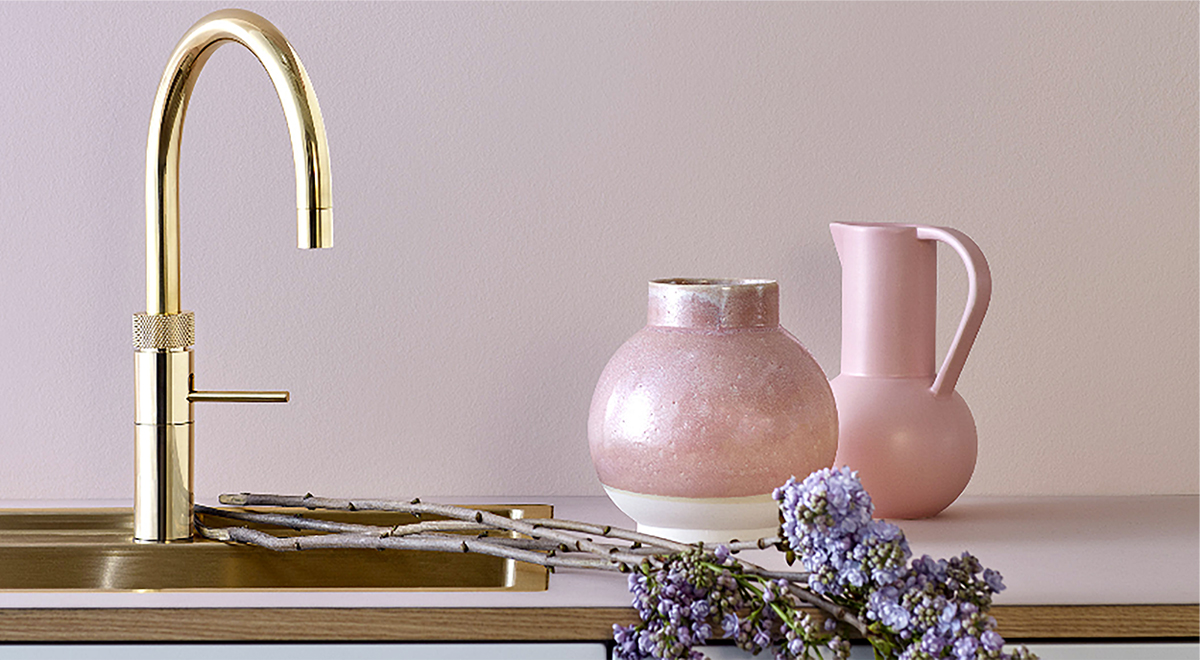 quooker bras - Brass Up Your Home