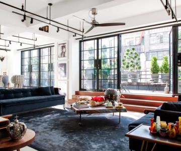 NY Loft 1 360x300 - New Yorker Loft