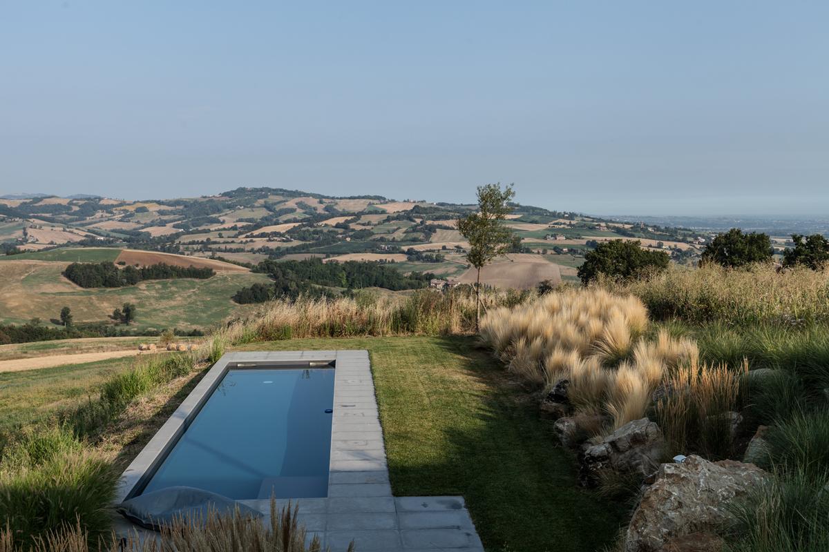 Ponti 8 - Italiensk oase