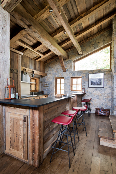 FD Chalet Granges 06 - Rustic chalet with a twist