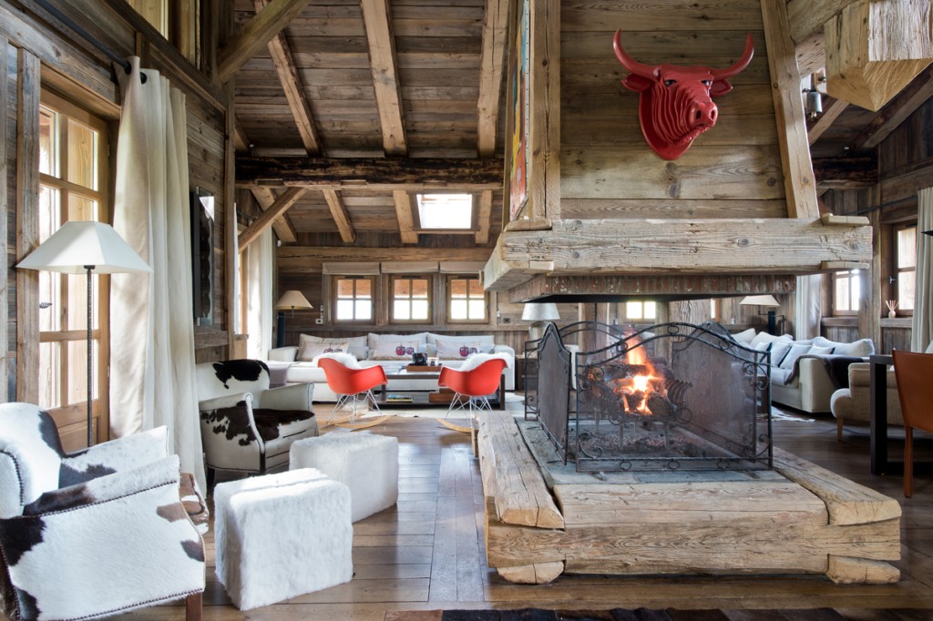 FD Chalet Granges 10 1024x682 - Rustic chalet with a twist