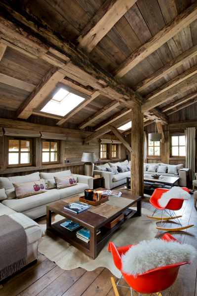 FD Chalet Granges 12 - Rustic chalet with a twist