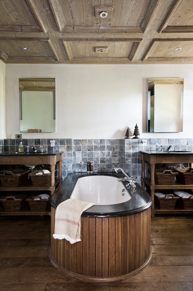 FD Chalet Granges 17 - Rustic chalet with a twist