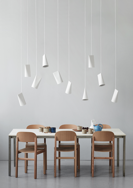 MOEBE Ceramic Pendant october 2019 launch family 695DKK - Nyheder i Marts