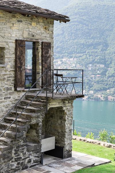 Como 1 - Huset ved Como søen