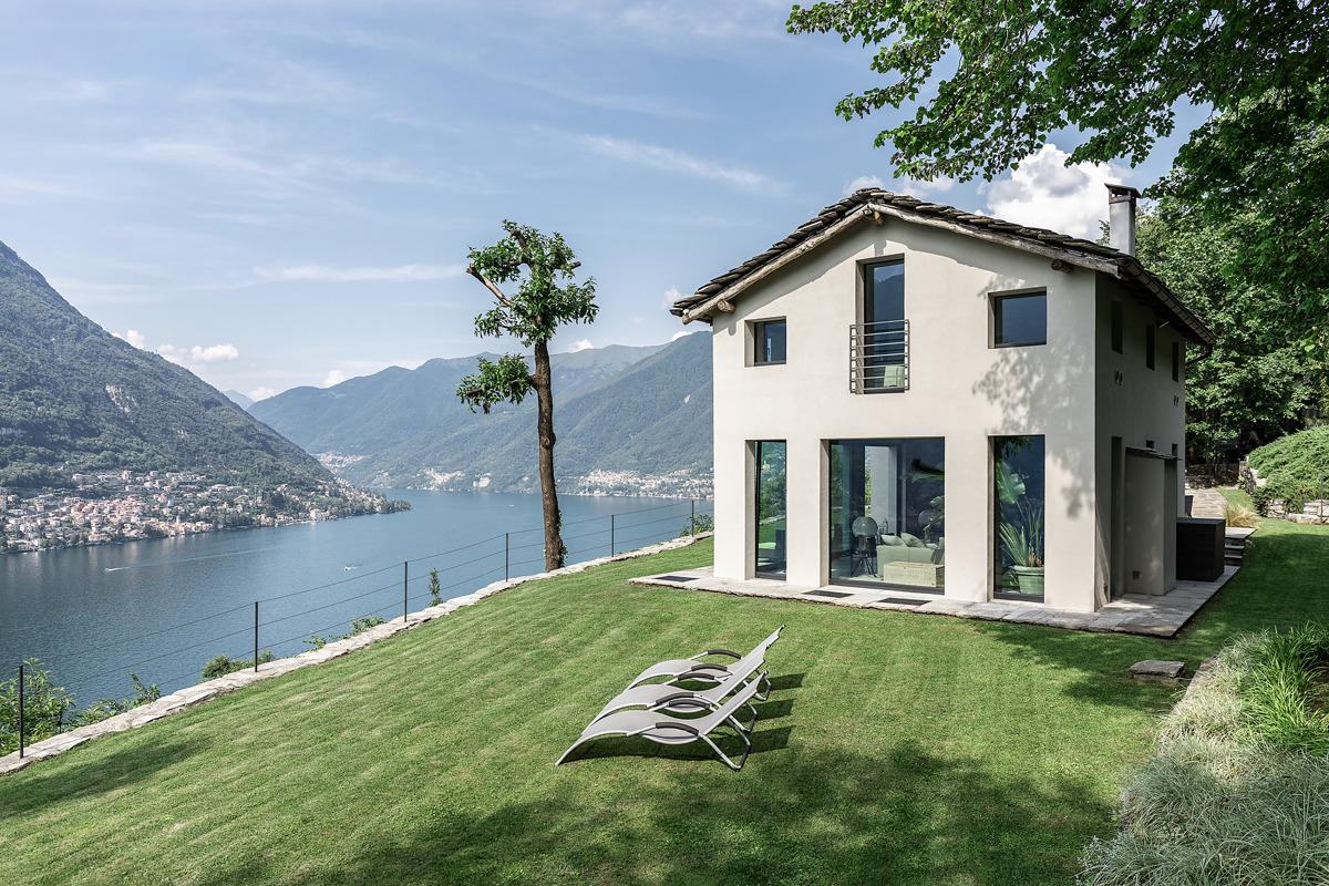 Como 2 - Huset ved Como søen