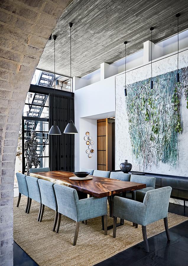 Bureaux House 20h - Arkitektonisk perle i Cape Town